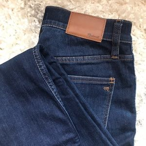 "Madewell 10"" Ultra High-Rise Skinny 